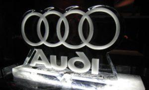Audi Ice Logo