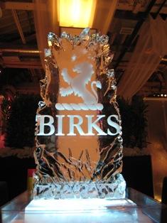 Birks Ice Logo