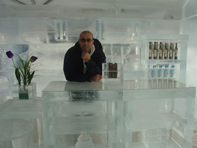 iceberg Ice Bar