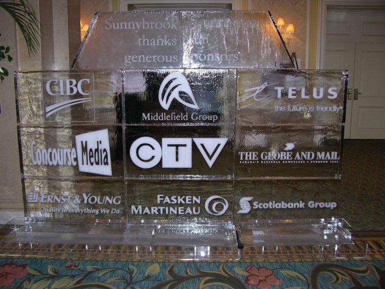 Logo compilation (CTV, Telus, CIBC…)