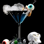 Halloween Party Ideas with Dry Ice