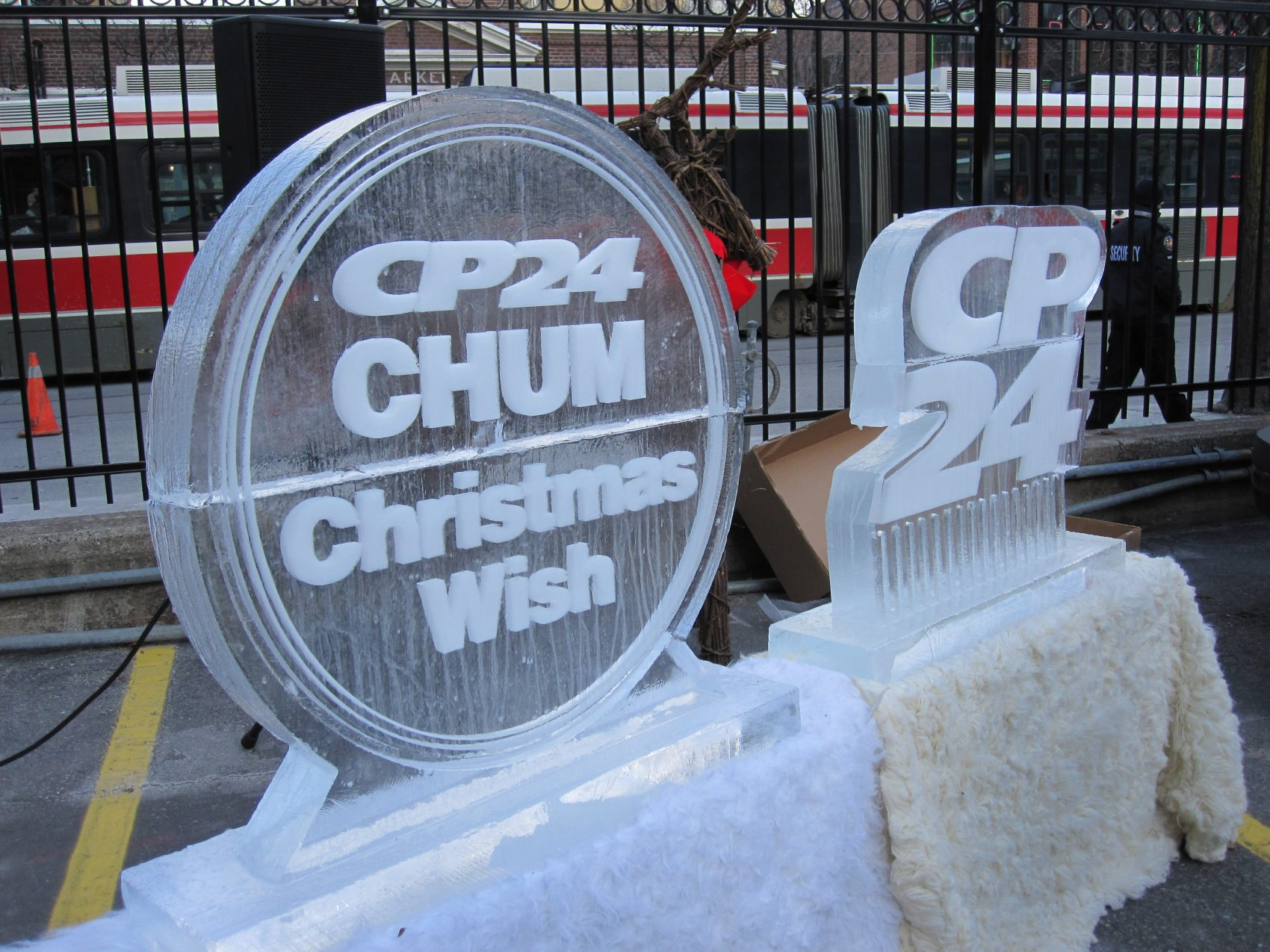 CP24 Chum Christmas wish logo