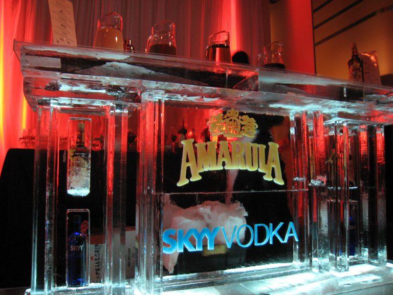 Amarula and Skyy Vodka
