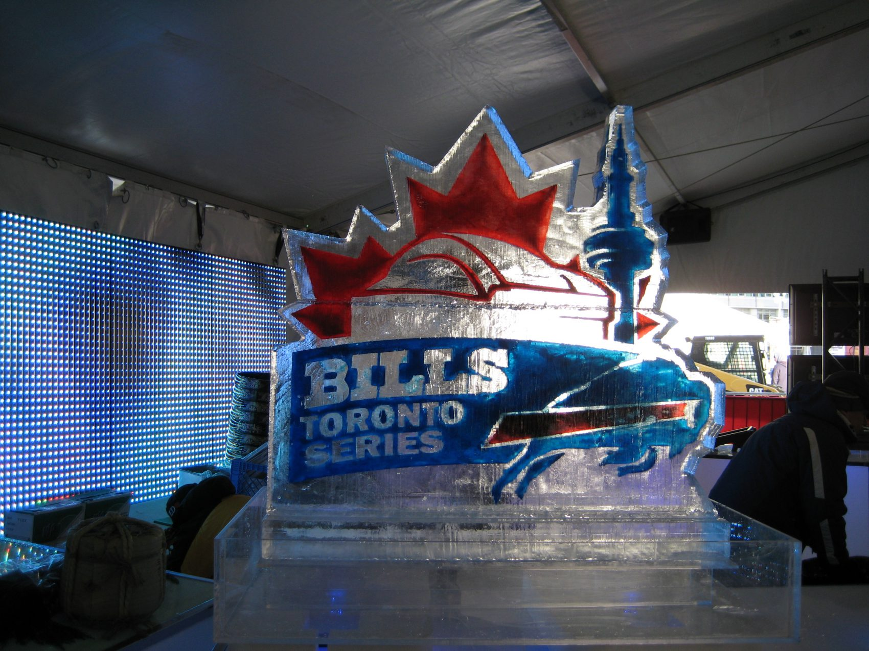 Bills Toronto Series Logo