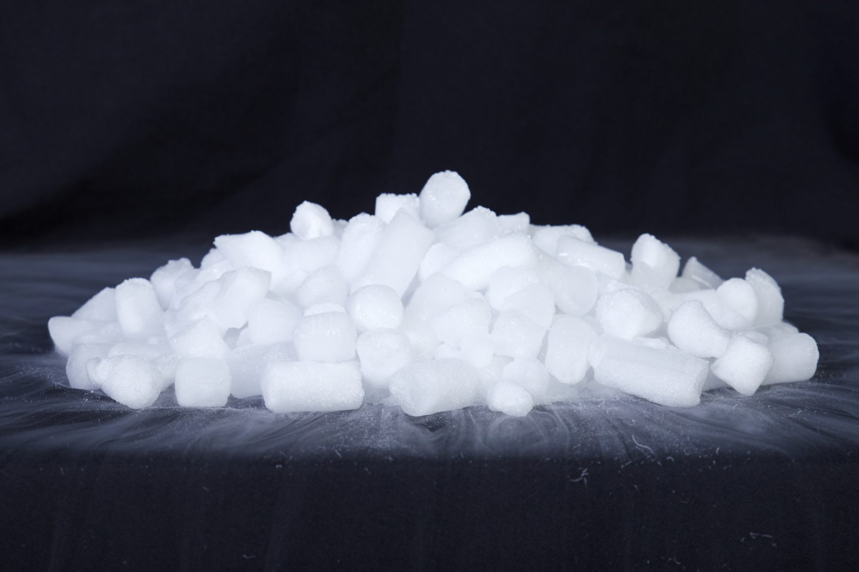 Opinions on dry ice