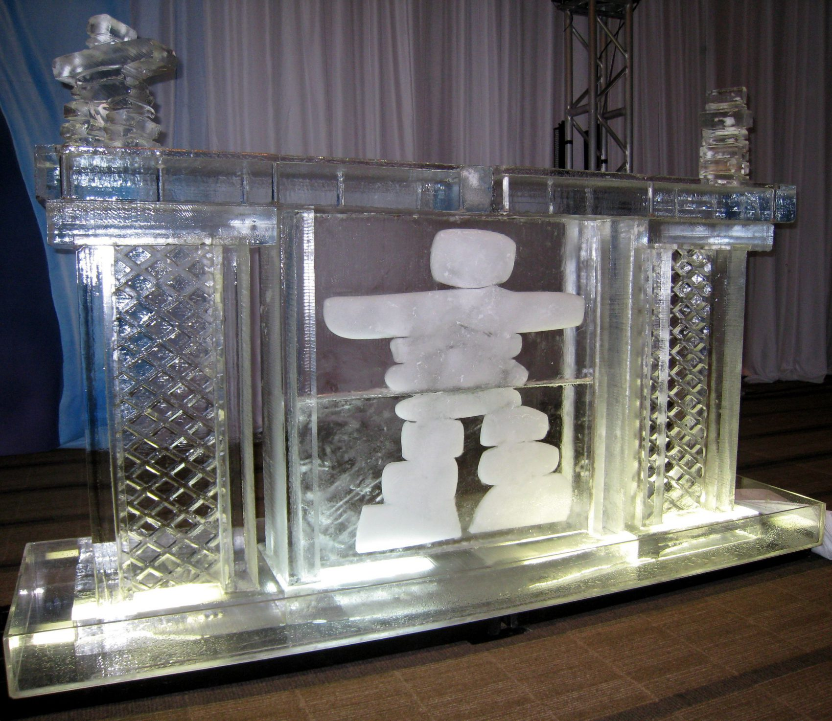 Inukshuk Ice Bar