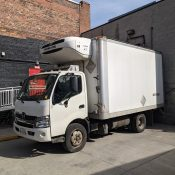 Ice Man truck rental photo