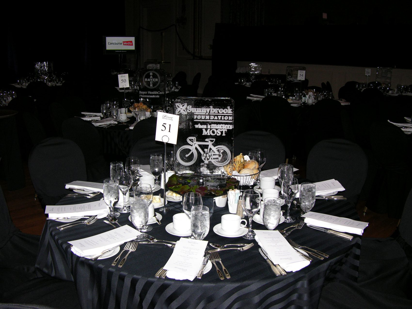 Sunnybrook Foundation Centerpiece