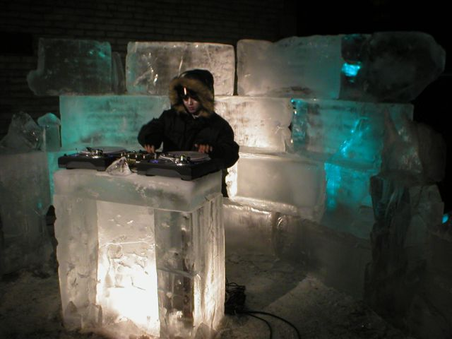 Much Music Ice DJ