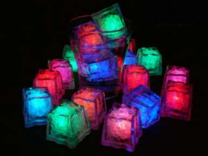 neon-glow-in-the-dark-ice-cubes
