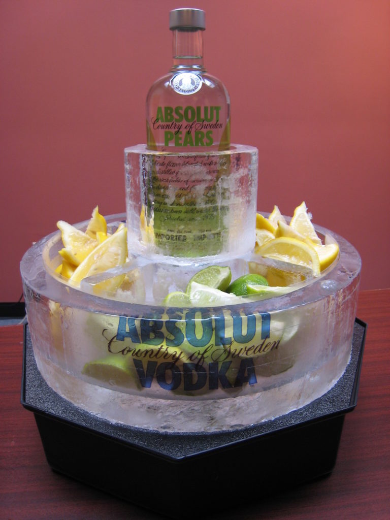 Absolute Pear Ice Presentation