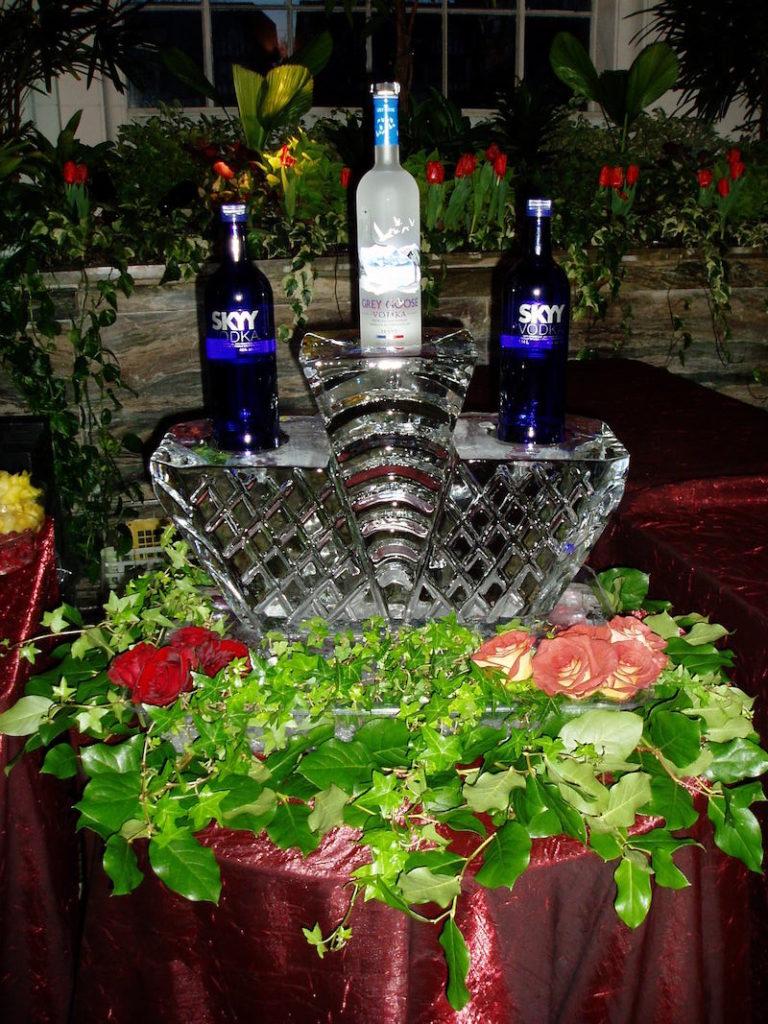 Sky Vodka Ice Chillers